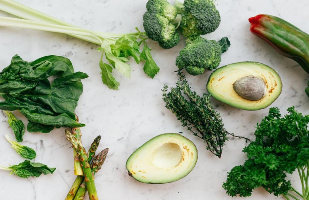 Voedingsproducten om af te vallen